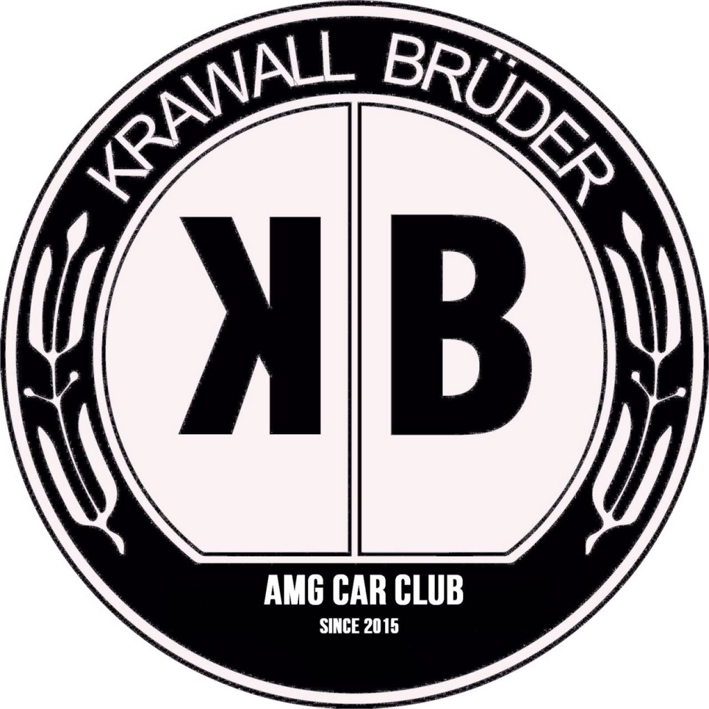 Krawallbrüder - AMG Car Club